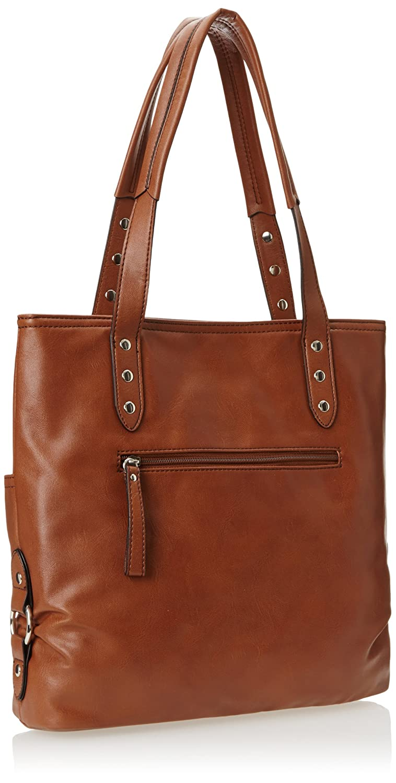 b824b899c00 Relic Bleeker NS Shoulder Bag  Amazon.in  Shoes   Handbags