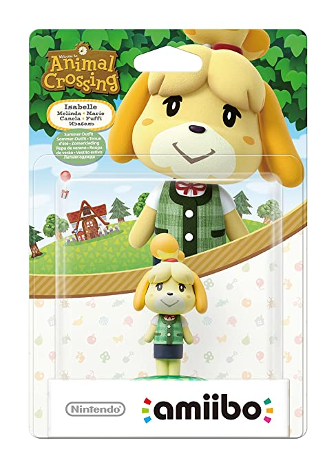 245 opinioni per Amiibo Fuffi (Vestito Estivo)- Animal Crossing Collection