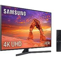 """Samsung 4K UHD 2019 43RU7405, serie RU7400 - Smart TV de 43"""" con Resolución 4K UHD, Ultra Dimming, HDR (HDR10+), Procesador 4K, One Remote Control, Apple TV y compatible con Alexa"""