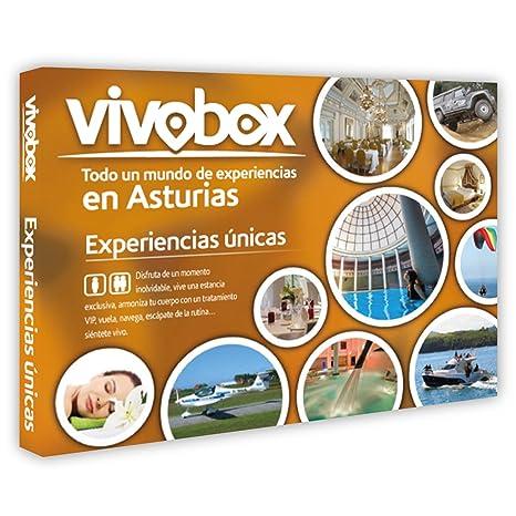 Vivobox Experiencias Únicas - Caja Regalo Experiencias en Asturias