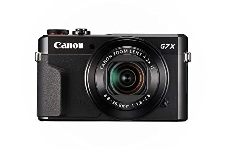 CANON 1066C001 20.1-Megapixel PowerShot(R) G7 X Mark II Digital Camera Point & Shoot Digital Cameras at amazon