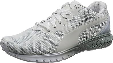 Puma Ignite Dual Swan Wns, Zapatillas de Running para Mujer, Blanco White-Quarry 02, 39 EU: Amazon.es: Zapatos y complementos
