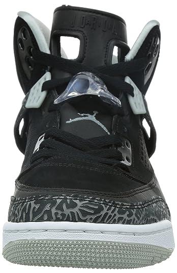 brand new b766b efabc Amazon   (ナイキ) Air Jordan Spizike Oreo Black Cool Grey Grey Mist White US  9.5  並行輸入品    NIKE(ナイキ)   バスケットボール