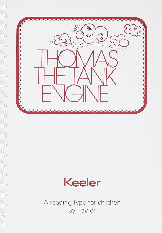 Keeler 2205-P-1065 Thomas The Tank Engine - Prueba de lectura