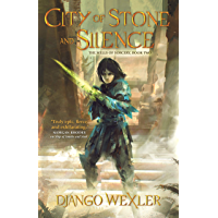 City of Stone and Silence (The Wells of Sorcery Trilogy Book 2) book cover