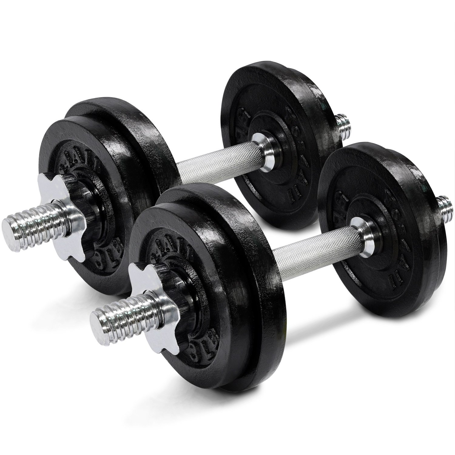 Yes4All Adjustable Dumbbells, 40.00 Pounds by Yes4All (Image #1)