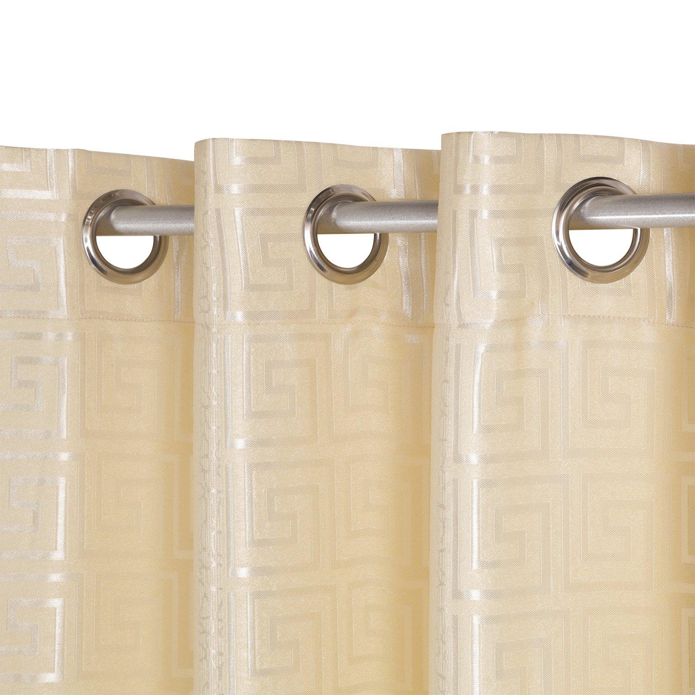 20 a 23 mm, 10 unidades color blanco Dekohaken24 Ganchos para ventanas