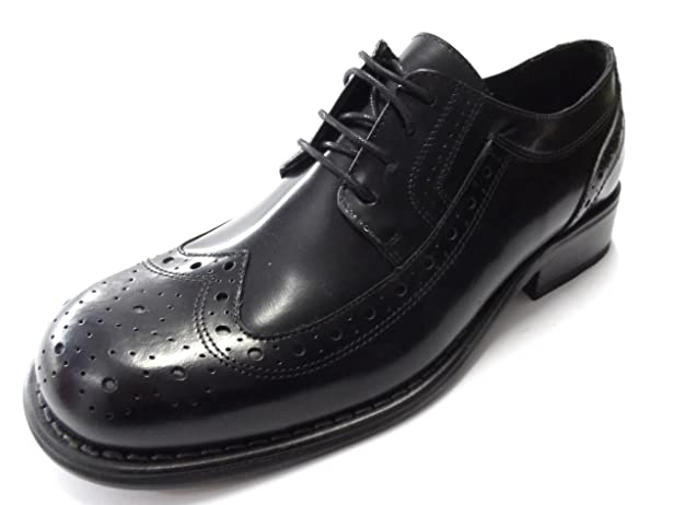 60s 70s Men's Clothing UK | Shirts, Trousers, Shoes Ikon Men`s Retro Krombie Brogue`s Shoe`s £79.99 AT vintagedancer.com