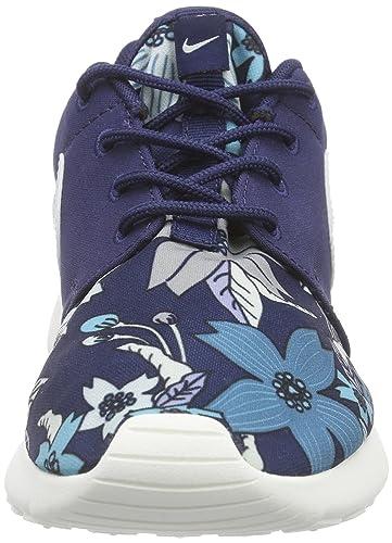 krjlr Nike Women\'s WMNS NIKE ROSHE ONE PRINT PREM Low-Top Sneaker