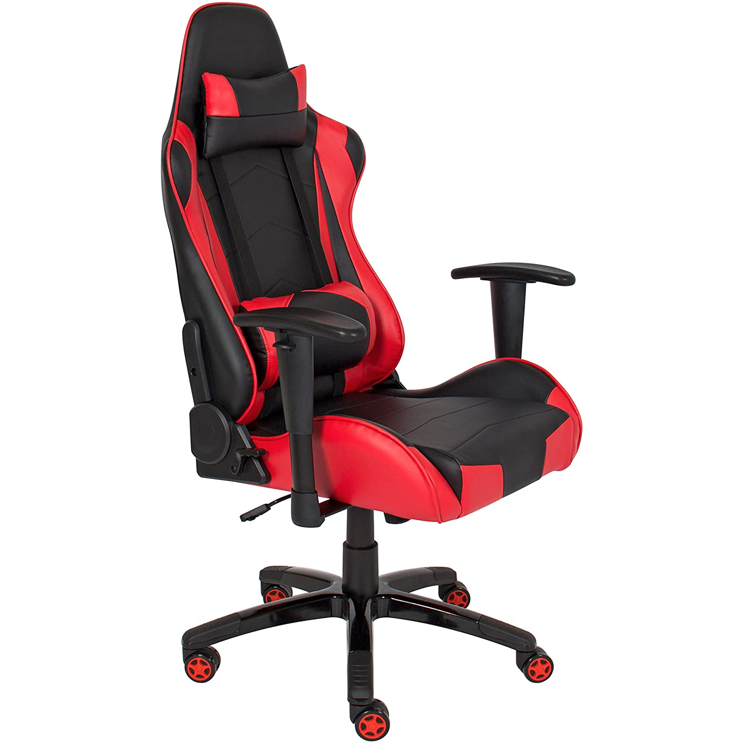 Amazon Best Choice Products Racing Leather Gaming fice
