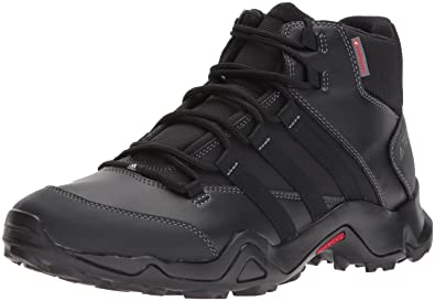 new arrival c1216 c2838 adidas outdoor Mens Terrex AX2R BETA MID CW Walking Shoe, BlackEnergy, 6