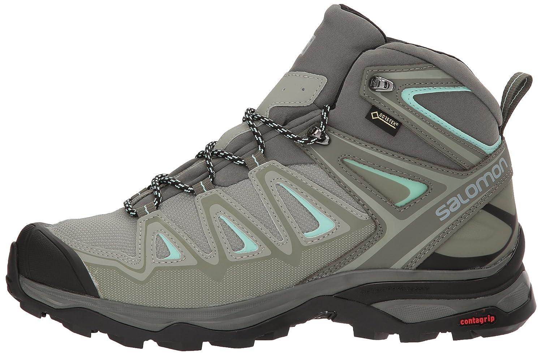 Salomon Women's X Ultra 3 Wide Mid GTX Hiking Shoes B073JZL2J3 8.5 M US|Shadow