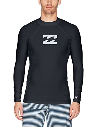 9d9a22c6 Amazon.com: Billabong Men's All Day Wave Performance Fit Long Sleeve:  Clothing