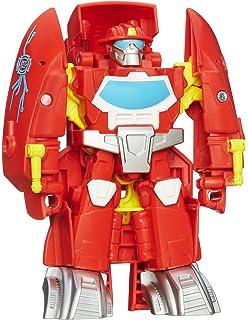 Transformers Rescue Bots Heatwave The Fire-Bot: Amazon co uk