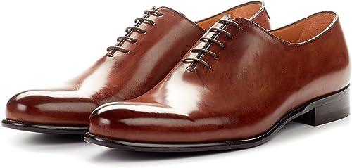 | Men's Martin Wholecut Oxford Dress Shoes