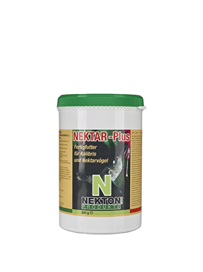 Nektar Plus Nectar Concentrate For Lories And Hummers, 600Gm / 1.3Lb