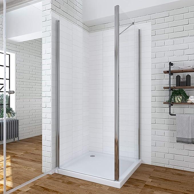 Puerta corredera + pared lateral.: Amazon.es: Bricolaje y herramientas