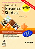 Wason's Textbook Of Business Studies Book-XII