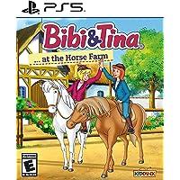 Bibi & Tina at The Horse Farm - PlayStation 5