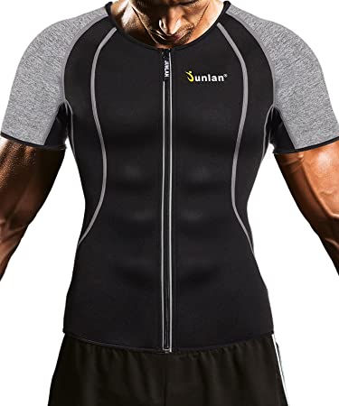 Amazon.com: Junlan - Camisa de entrenamiento de neopreno ...