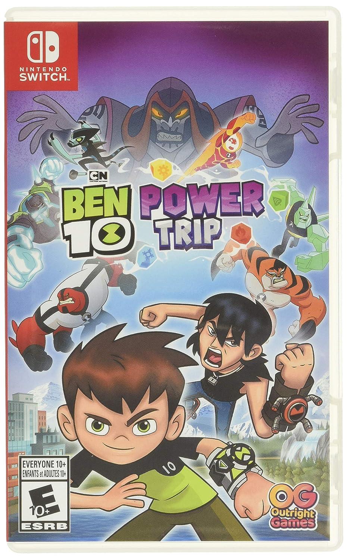 Ben-10:-Power-Trip