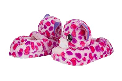 Image Unavailable. Image not available for. Color  TY Beanie Boo Kids  Glamour The Cat Loafer Slippers Medium a57d152f32c5