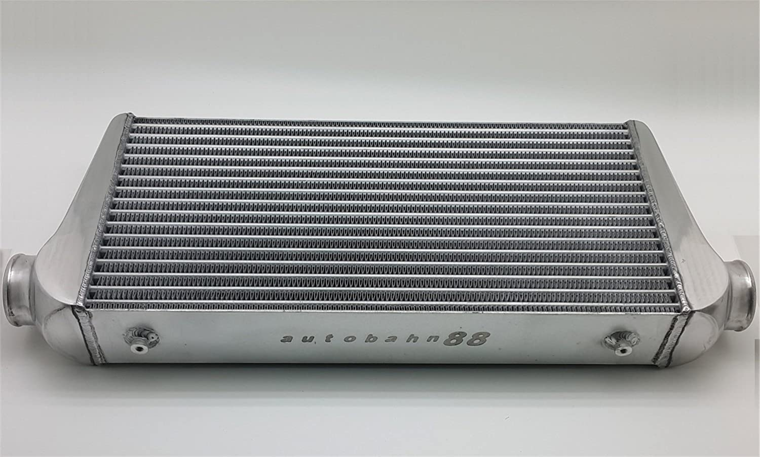 Amazon.com: Autobahn88 Universal Front-Mount Intercooler FMIC, GT-Type, Core Size 600x300x100mm (24x12x4