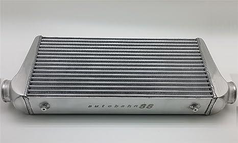 Mishimoto MMINT-UZB Black Universal Intercooler Z Line
