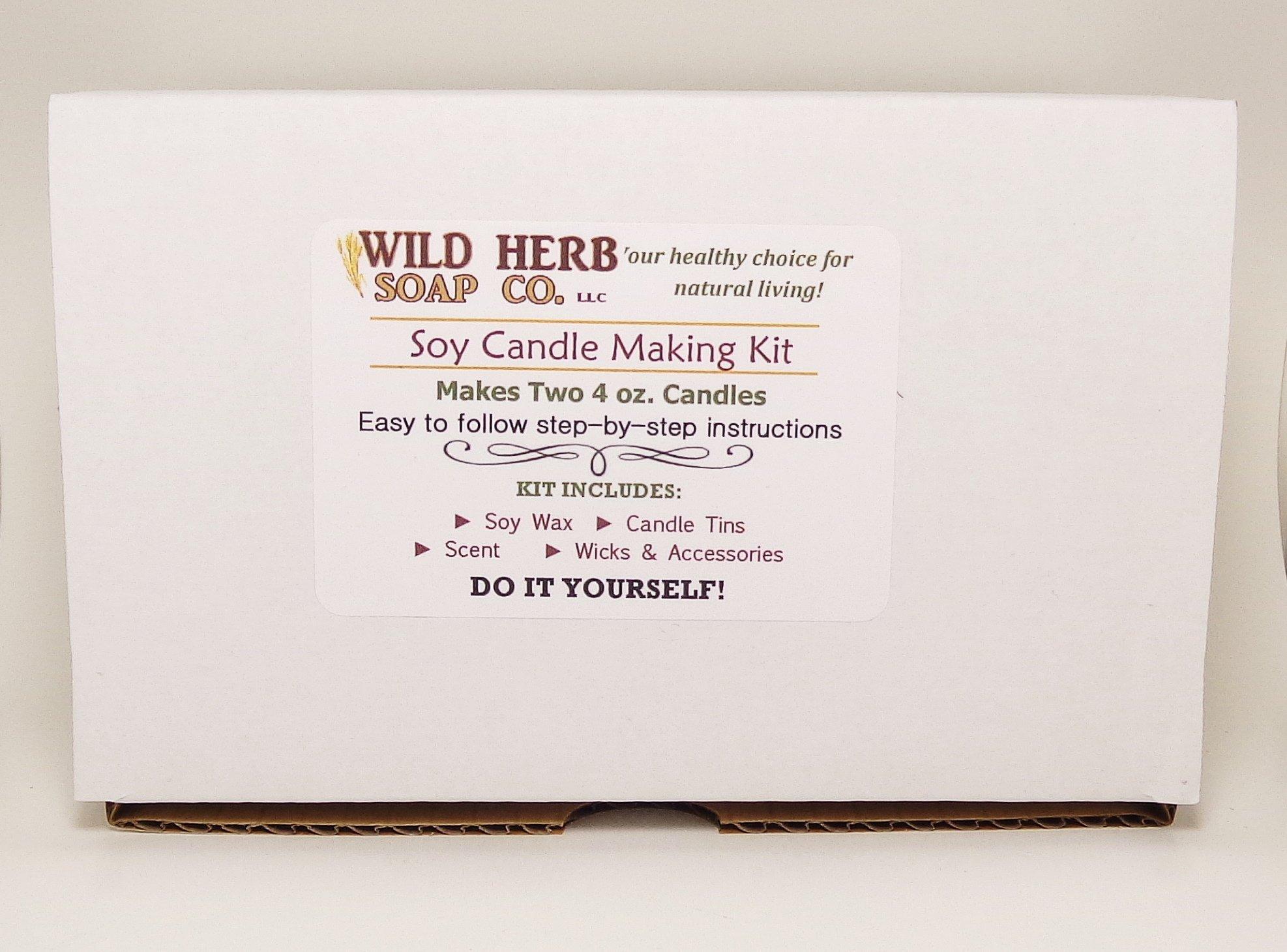Candle Making Kit (CUCUMBER MELON)