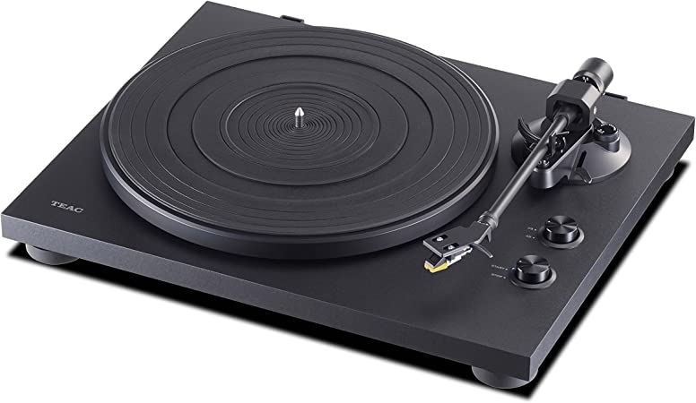 Teac Tn 200-B - Tocadiscos, color negro: Amazon.es: Electrónica