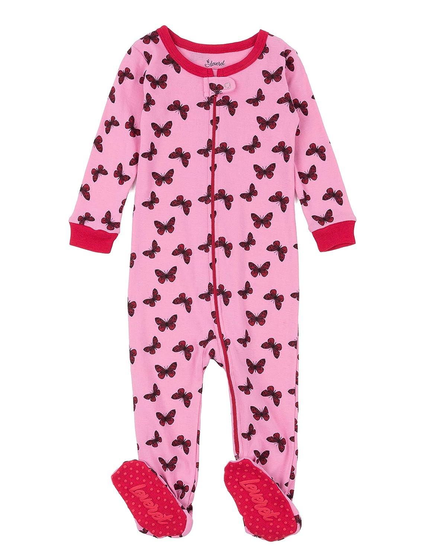 543065f051c7 Amazon.com  Leveret Kids Pajamas Baby Boys Girls Footed Pajamas ...