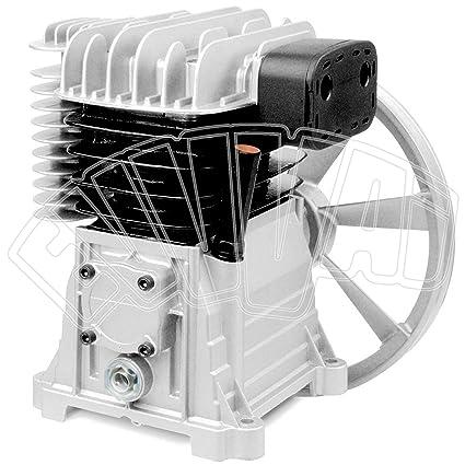 254 L/min Grupo pompante Compresor Aire cabecero 2 cilindros 1 Estadio 1,5