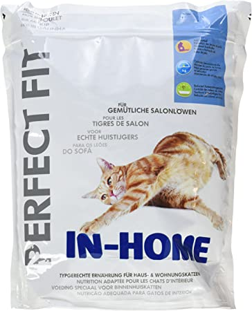 Perfect Fit seco en de Home Rico en Gallina gato Forro 1.4 kg, 2 unidades (2 x 1.4 kg): Amazon.es: Productos para mascotas