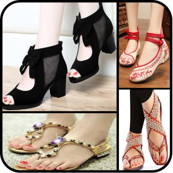 ce5fa03ecde8 Amazon.com  Girls Shoes Design - High Heel Sandal  Appstore for Android