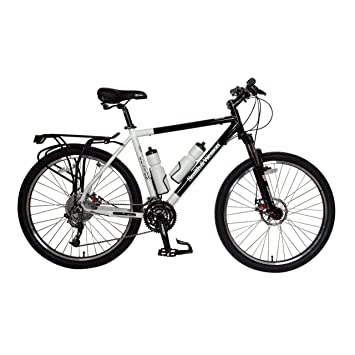 Amazon.com : Smith & Wesson Custom Bike Frame, Black/White, 22-Inch ...