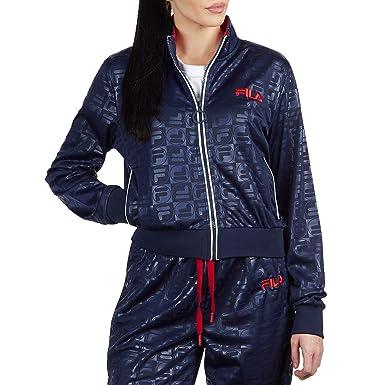 88dc8ff17df Fila Women's Isadora Track Jacket at Amazon Women's Coats Shop