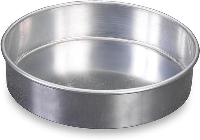 Wilton aluminio sartenes de rendimiento Ronda Cake Pans