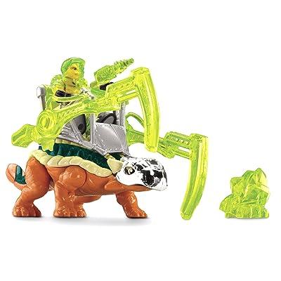 Fisher-Price Imaginext Ankylosoraurus Dino: Toys & Games