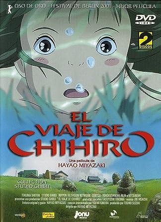Resultado de imagen de el viaje de chihiro