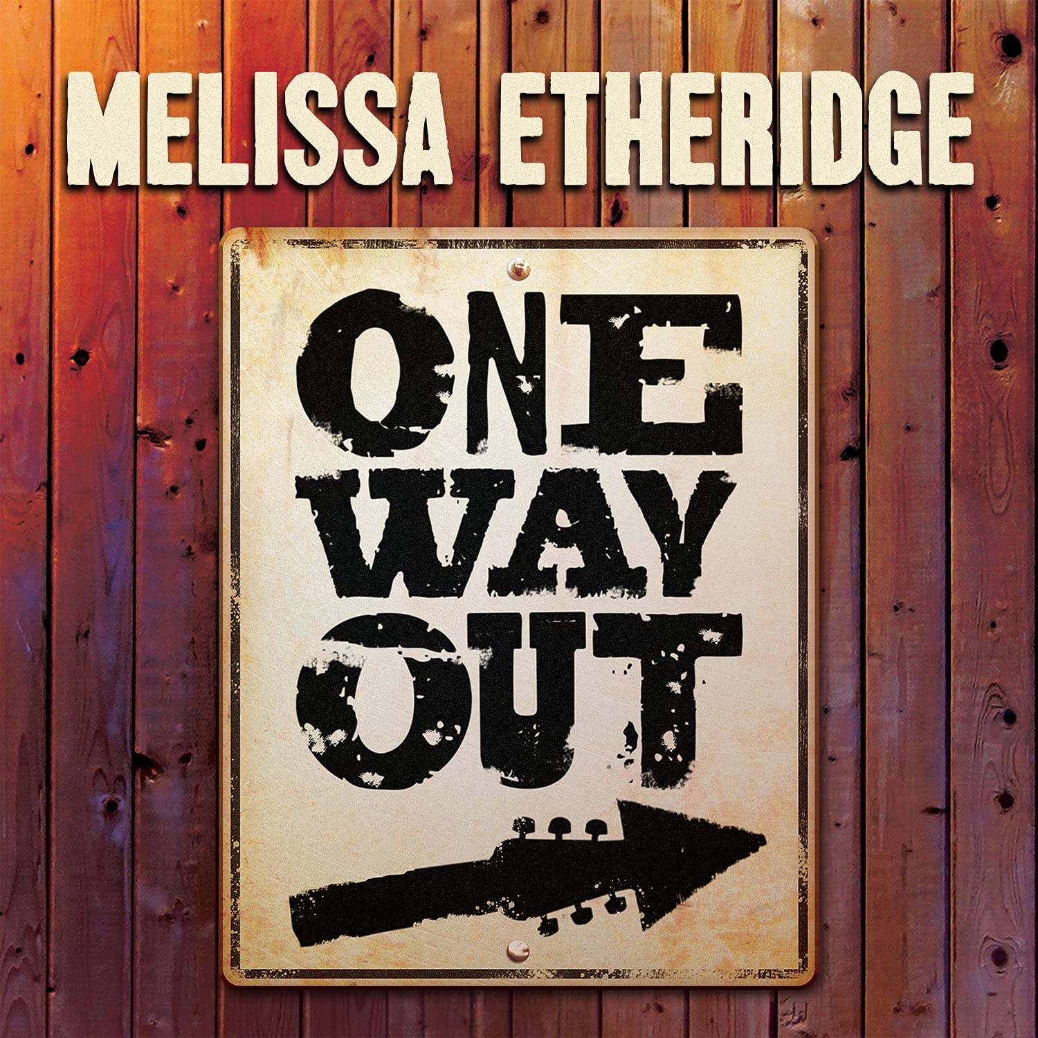 Book Cover: One Way Out