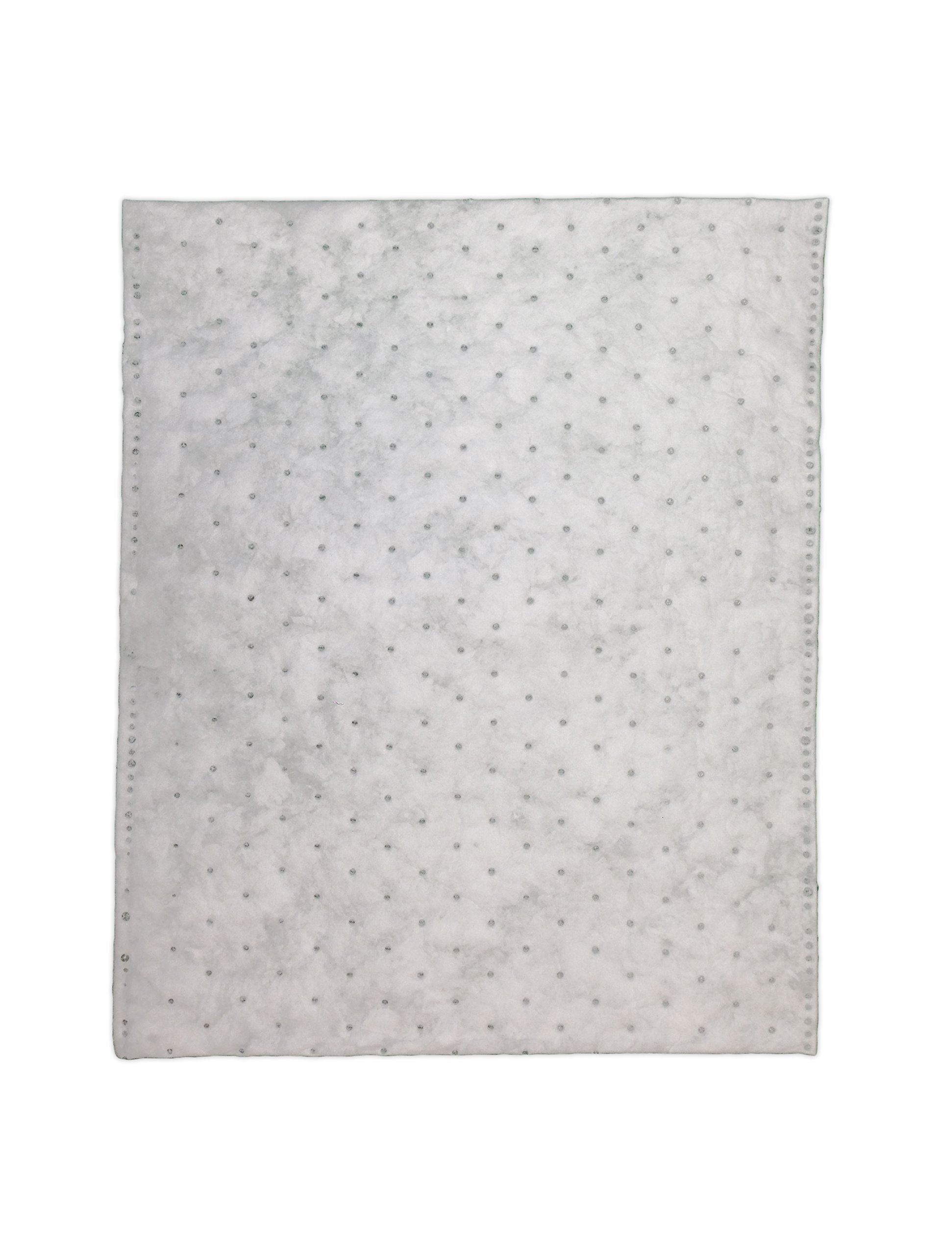 15 in. x 18 in. ¼ gal. Oil Absorbent Pad (100-Pack) by Oilinator