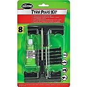 Slime 24011 Tire Plug Kit with T-Handle,Black $5.00