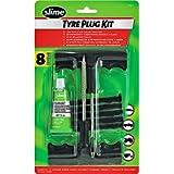 Slime 24011 Tire Plug Kit with T-Handle,Black