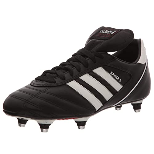 e60d75530 adidas Kaiser 5 Cup, Men's Footbal Shoes, Black (Black/running White Ftw