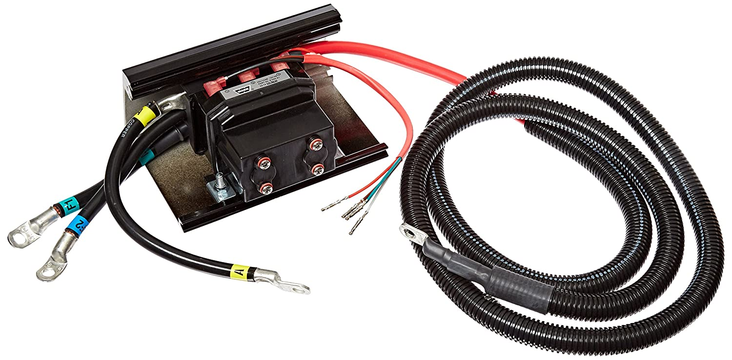 WARN 85758 12V Control Assembly for Winches