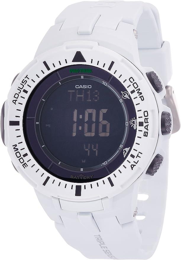 [カシオ] 腕時計 プロトレック Triple Sensor Ver.3 ソーラーモデル PRG-300-7JF