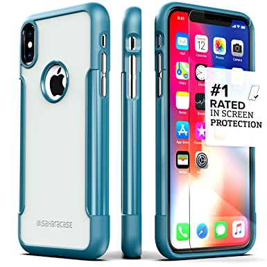 Review iPhone X Case, SaharaCase
