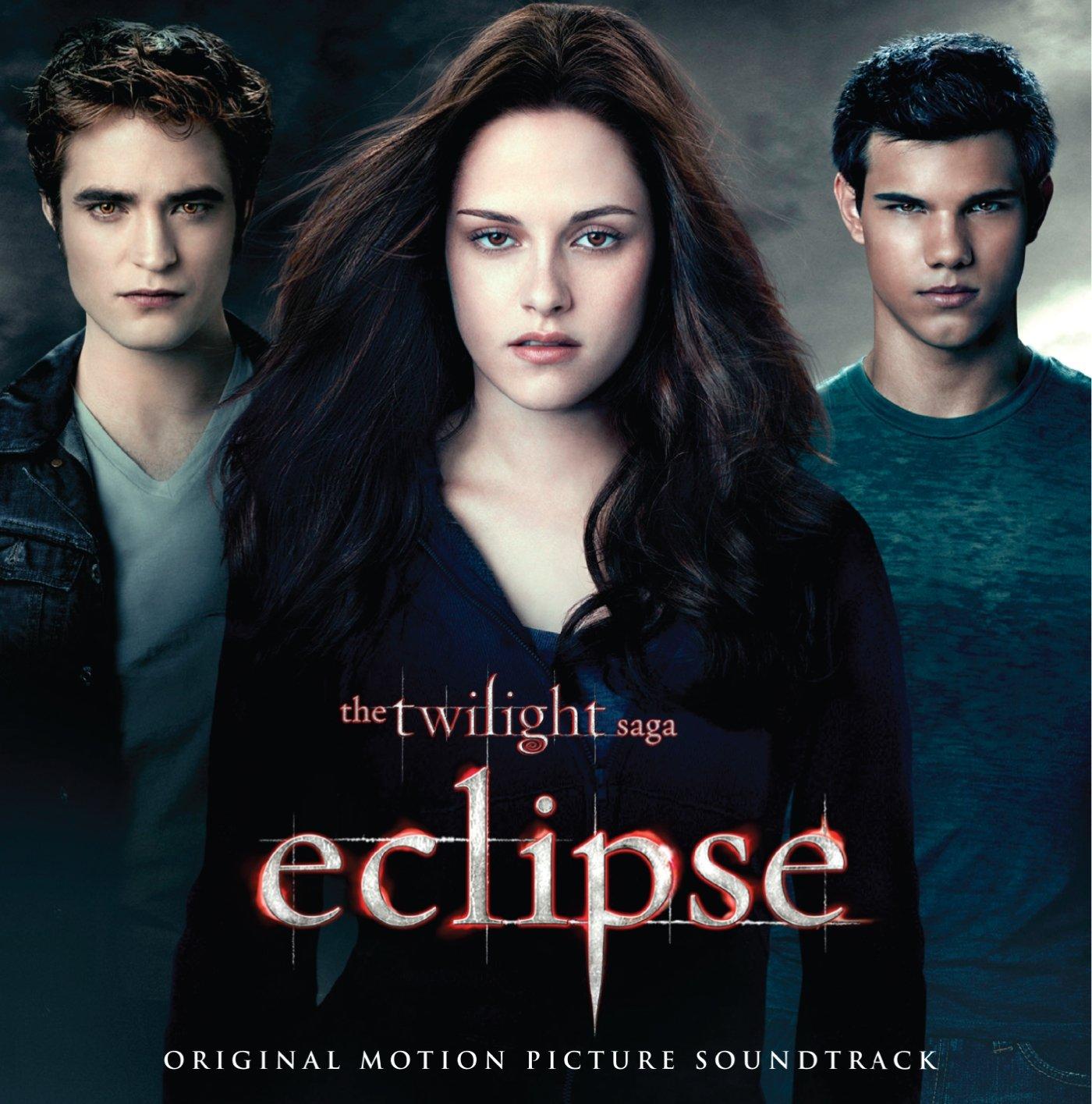 Various Artists The Twilight Saga Eclipse Soundtrack Amazon Com Music
