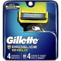 Gillette ProGlide Shield Men's Razor Blades, 4 Count