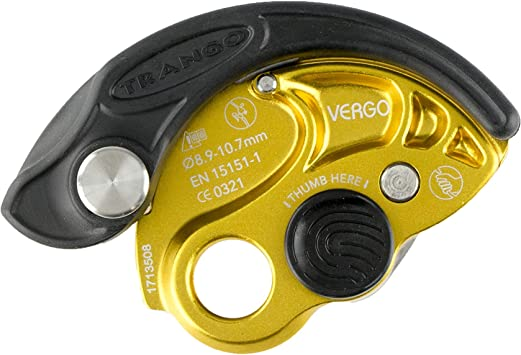 Trango Vergo - Dispositivo para escalada en roca